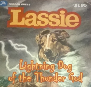 Lassie cover art 2